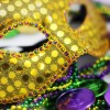 February 11, 2013 - Everytime Mardi Gras season rolls around, I get very homesick. No matter where I roam, Louisiana will always be home. Laissez les bon temps rouler mes cheris. Joyeux Mardi Gras!